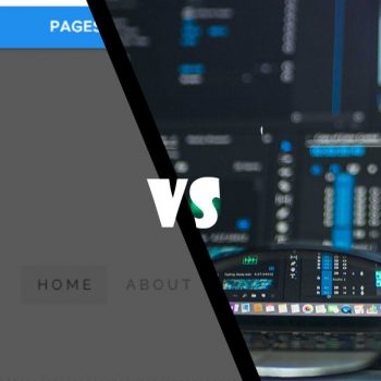 Website Builders vs Custom Websites